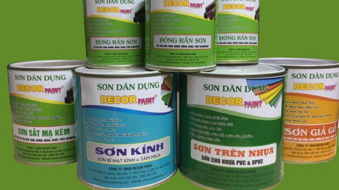 Son Decor Paint